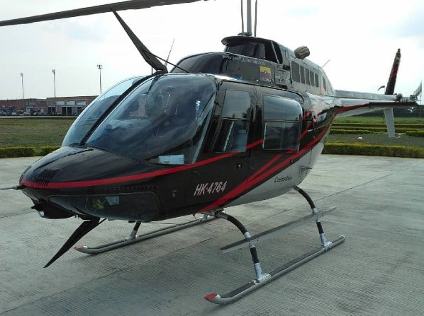 Helicopter Tours in Medellin