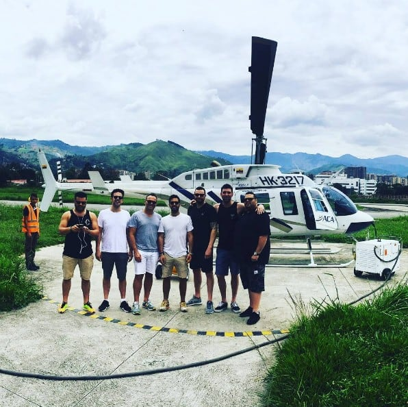 Flying in Style: Helicopter Services in Medellin
