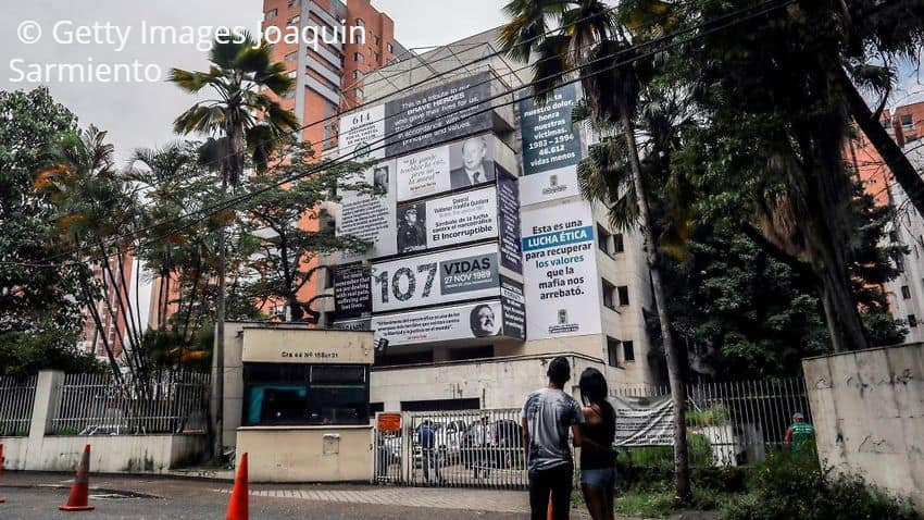 Tower of Terror  – What the Implosion of Pablo Escobar's House means